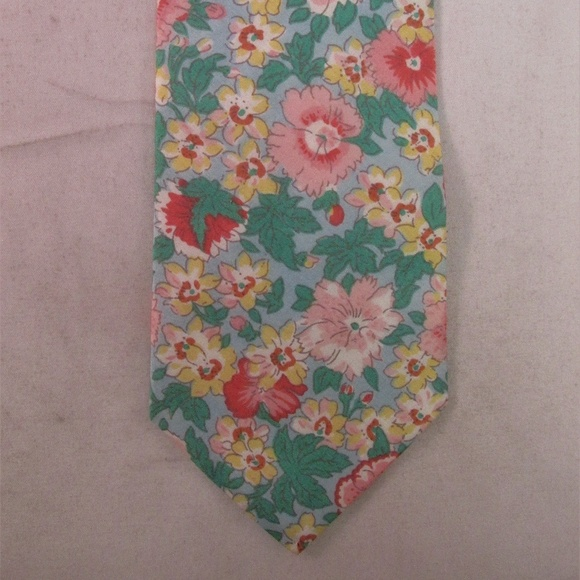 Liberty of London Other - Liberty Cotton Floral Men's Tie